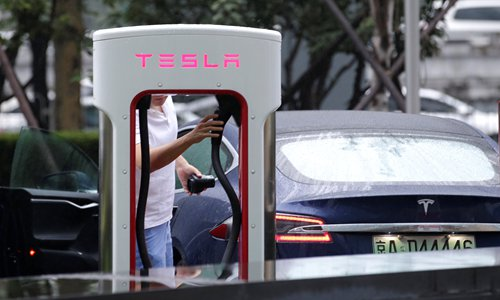 US takes on China in electric vehicle push