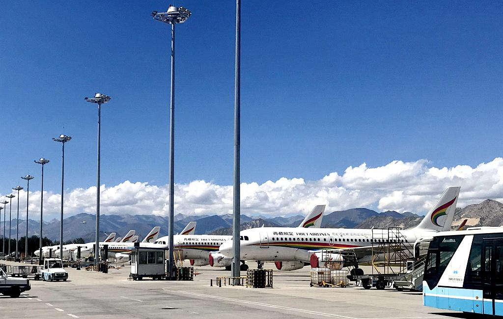 Tibet Airlines opens first intercontinental route