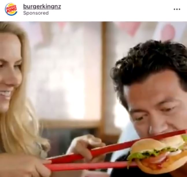 Burger King apologizes for perceived Asian racism