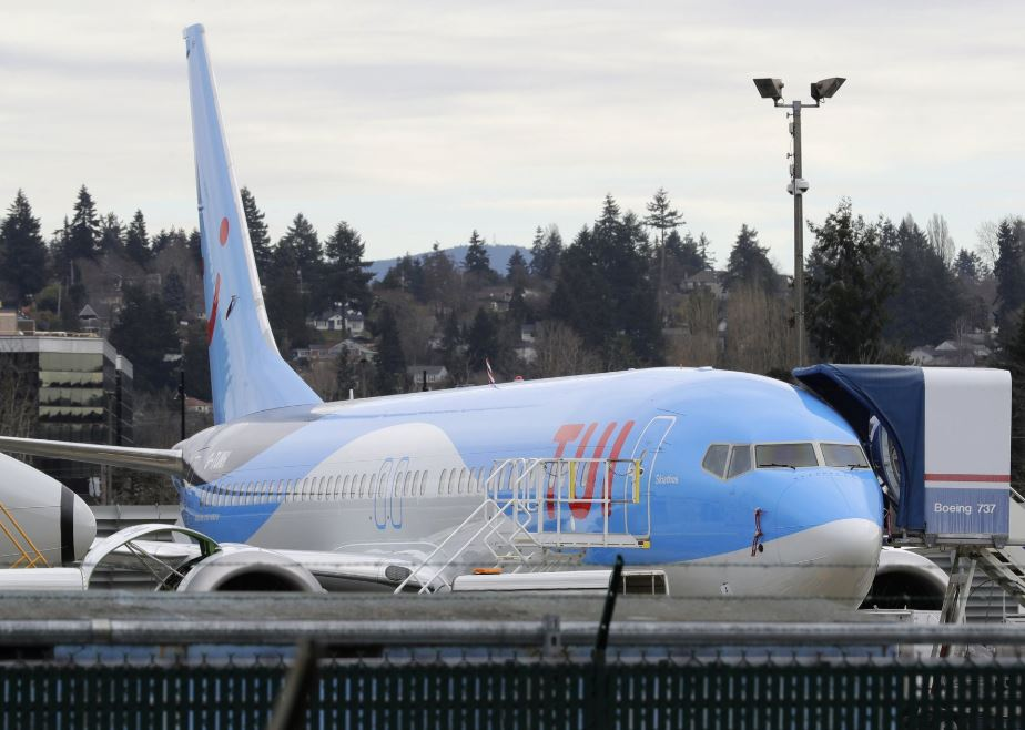 Boeing's deliveries of popular jet tumble after grounding