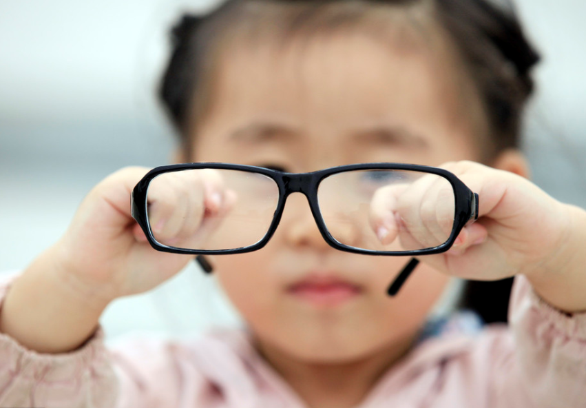 China bans ads promising myopia 'cure'