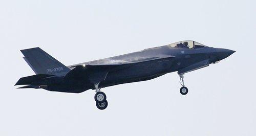 Japan's F-35 fighter jet crash blow to US marketing plan: experts