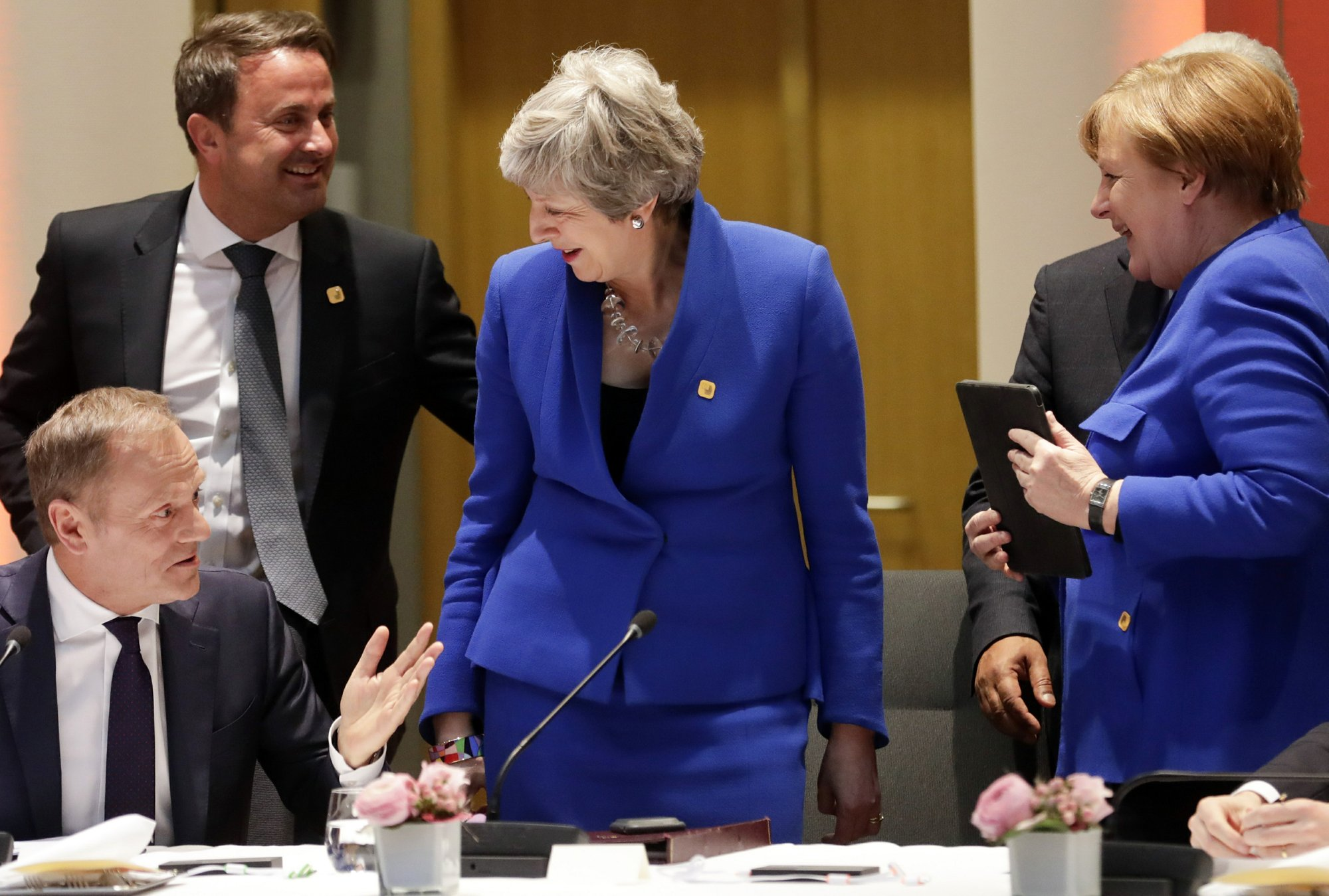 Trick or treat? EU, UK agree to delay Brexit until Halloween