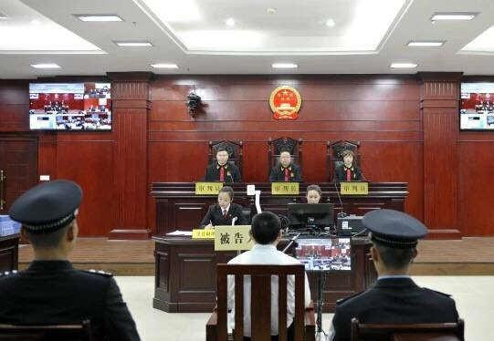 Court hears 'Secretary Yan' bribery case