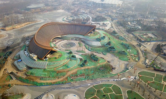 7 highways completed ahead of Beijing horticultural expo