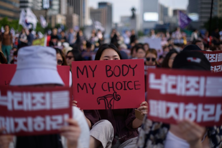 South Korea constitutional court to rule on abortion ban