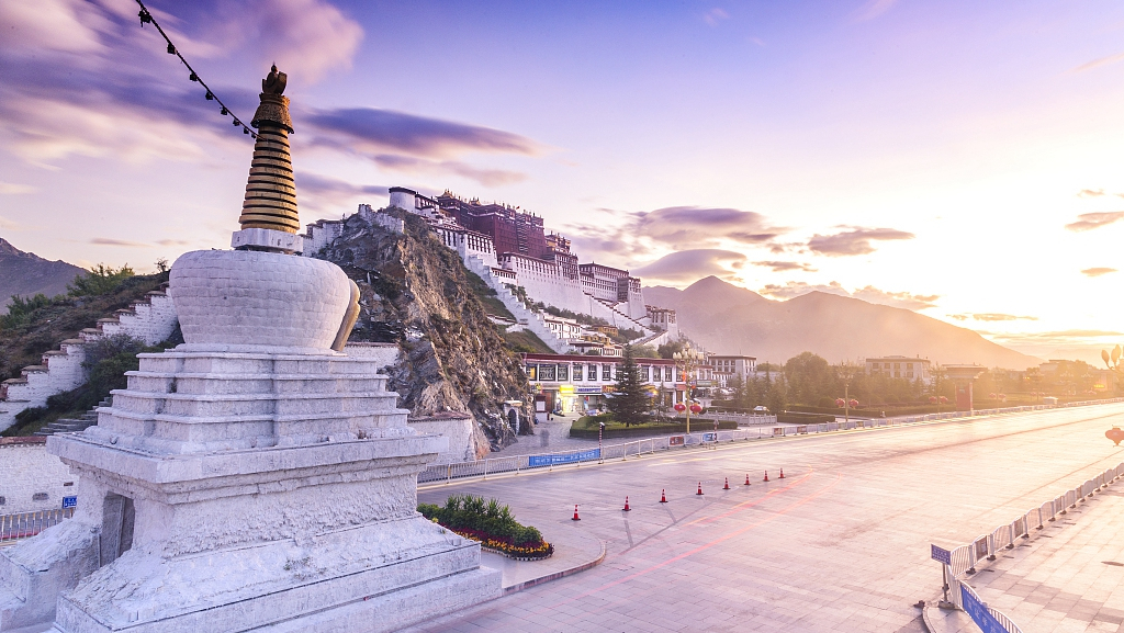Tibet sees rise in tourist arrivals