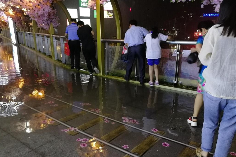 9 dead, 2 missing after flood by strong rainfall in Shenzhen
