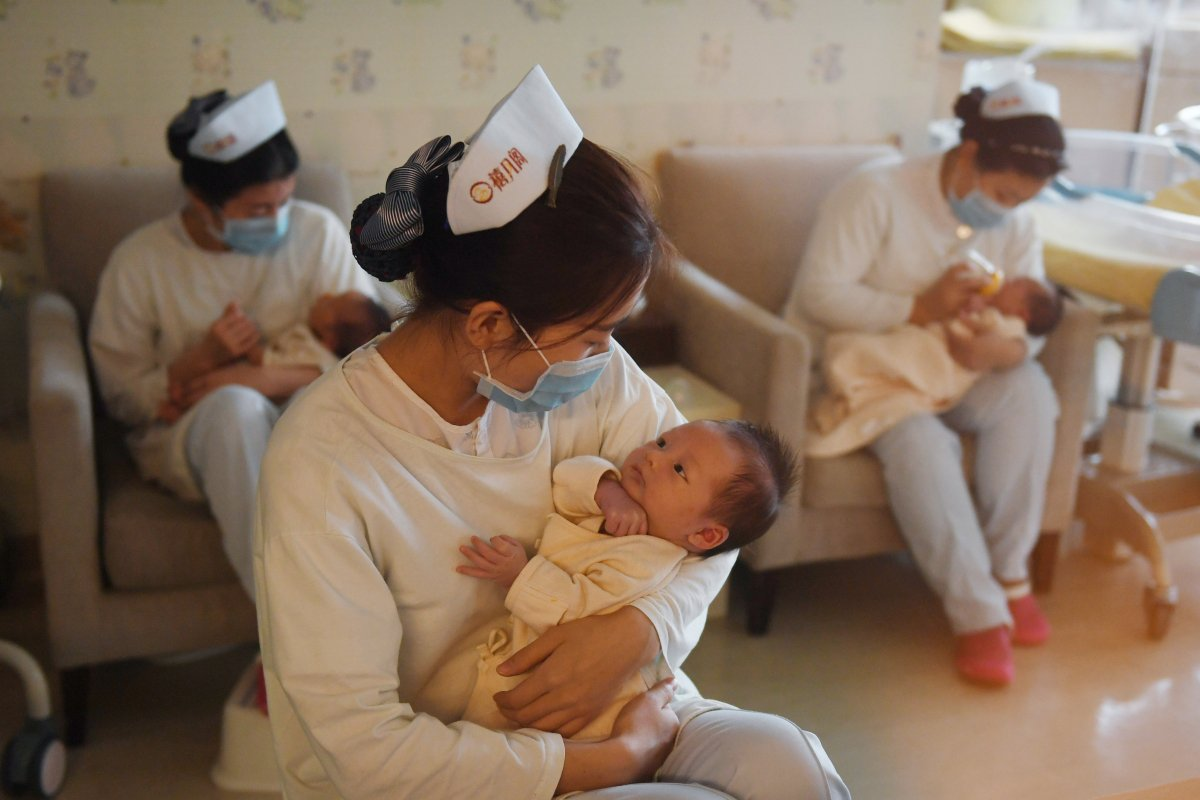 Beijing to improve women's reproductive rights
