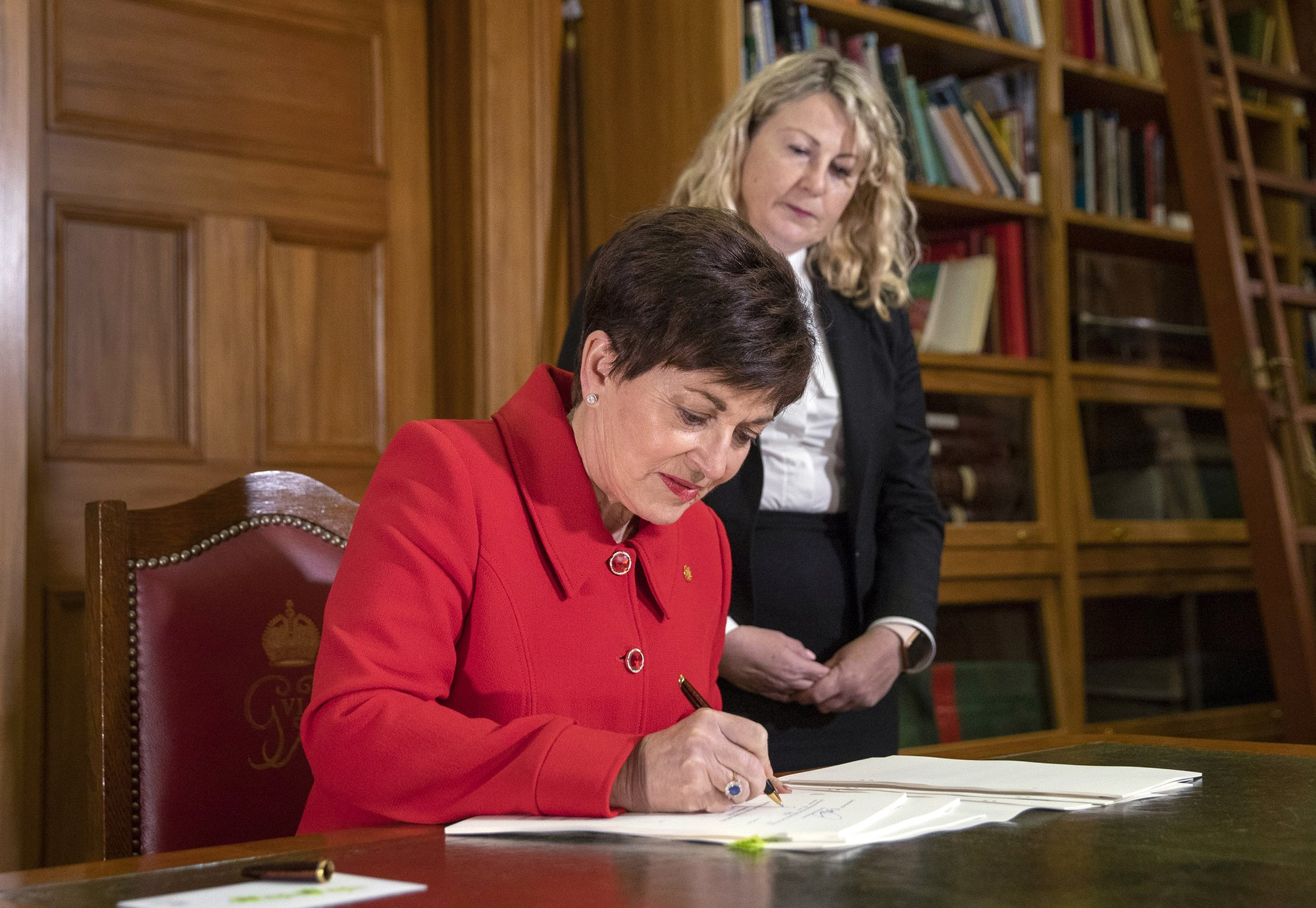 New Zealand's new gun laws get final assent to take effect