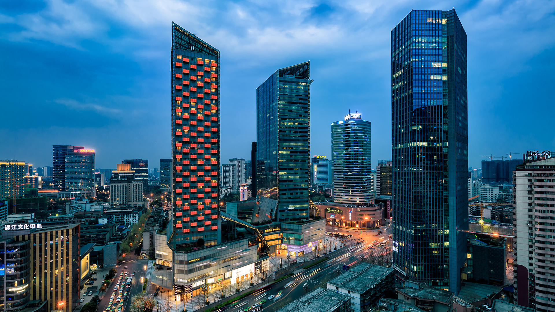 Chengdu attracts 22 overseas investment projects