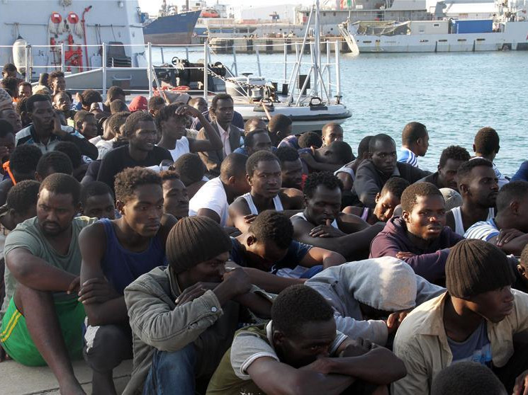 160 illegal immigrants voluntarily repatriated from Libya's conflict-torn capital: UN