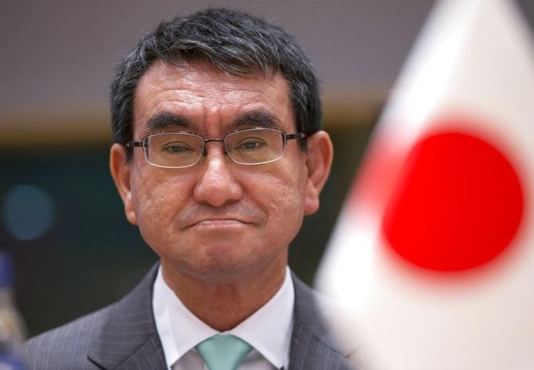 Japanese FM to visit China for economic dialogue