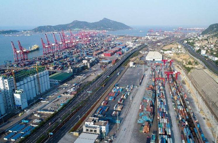 China's foreign trade maintains stable growth on sound economic fundamentals