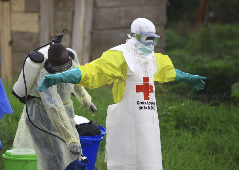 WHO says Congo's Ebola outbreak not yet a global emergency