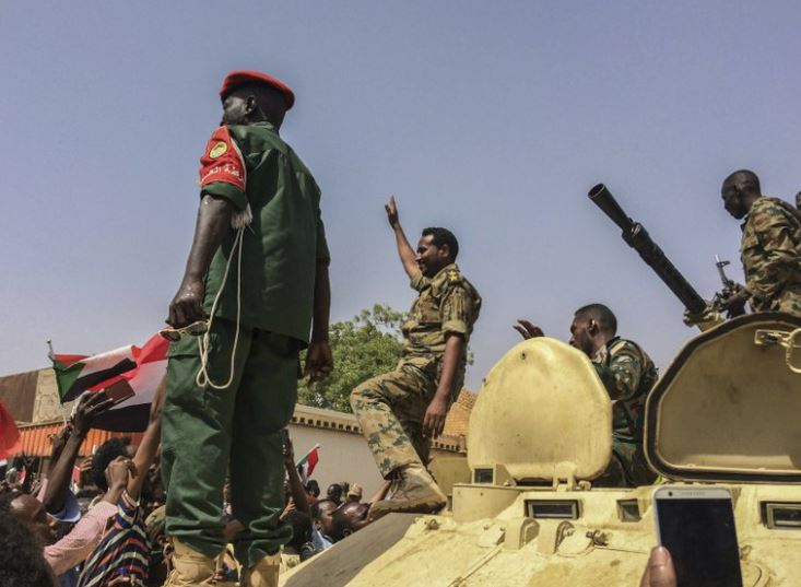 Sudan's Rapid Support Forces declines to join transitional military council