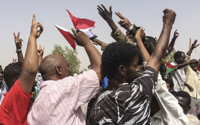New chairman of Sudan's military council takes constitutional oath