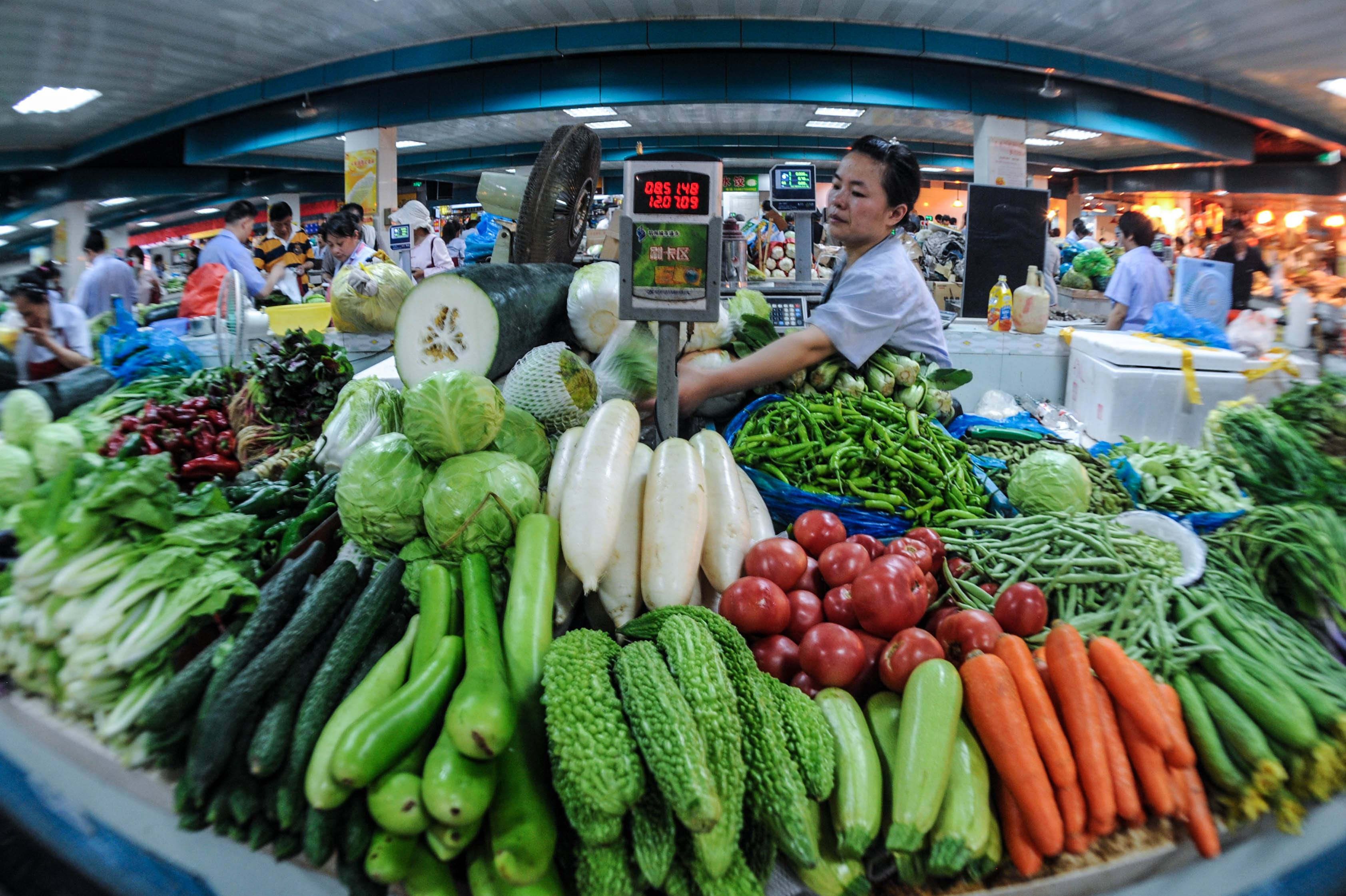 Beijing's CPI up 1.9 pct in March