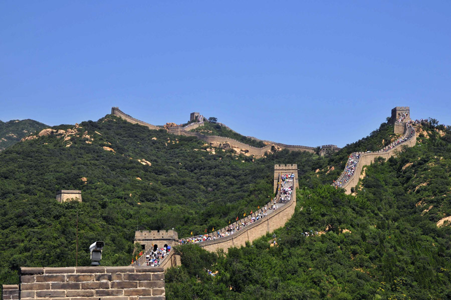 China uses high-tech measures for cultural heritage protection