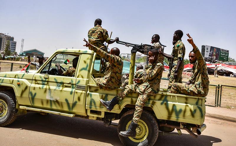 Sudan's transitional council cancels curfew