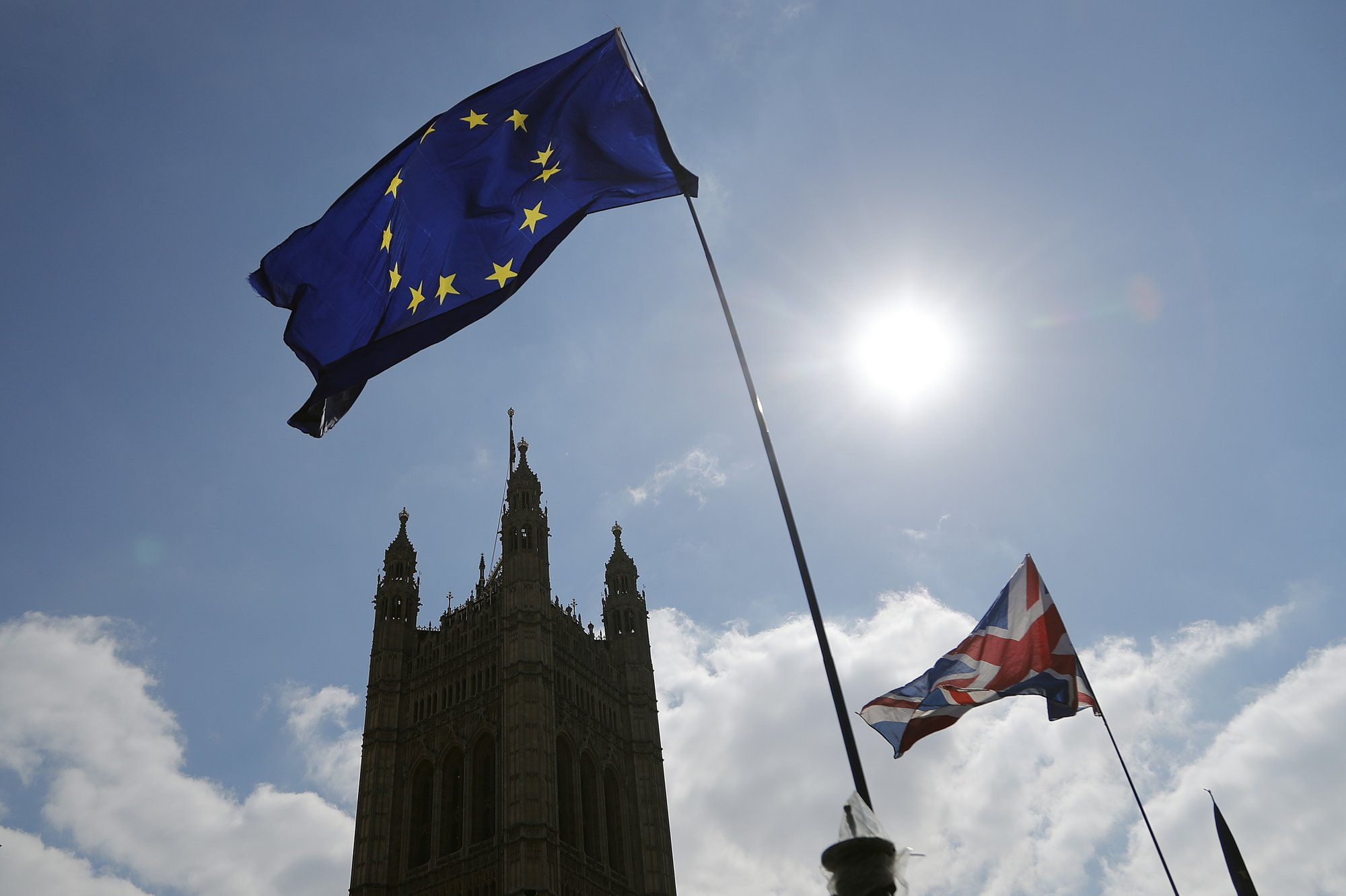 The Brexit conundrum is defeating Britain's political system
