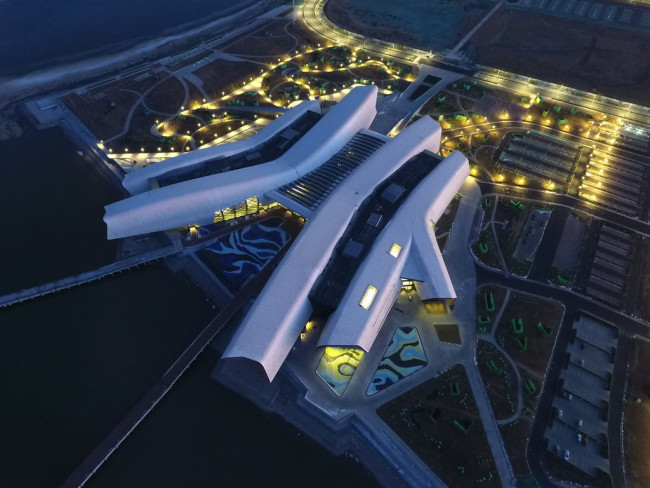 China's 1st national maritime museum to open in May