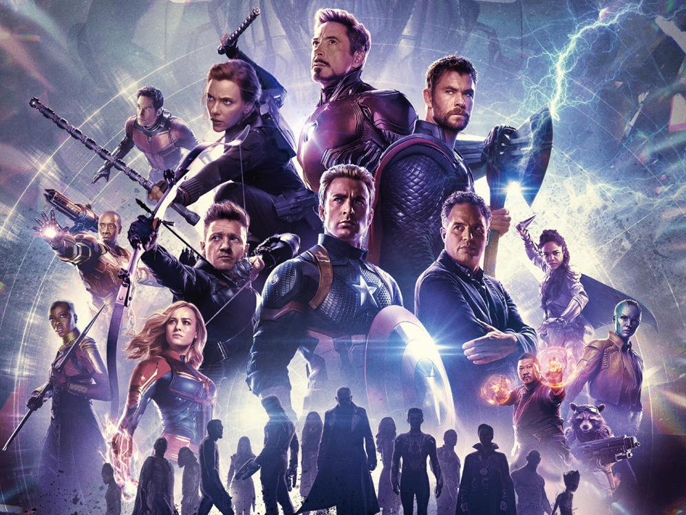 'Avengers: Endgame' skyrockets in China's box office