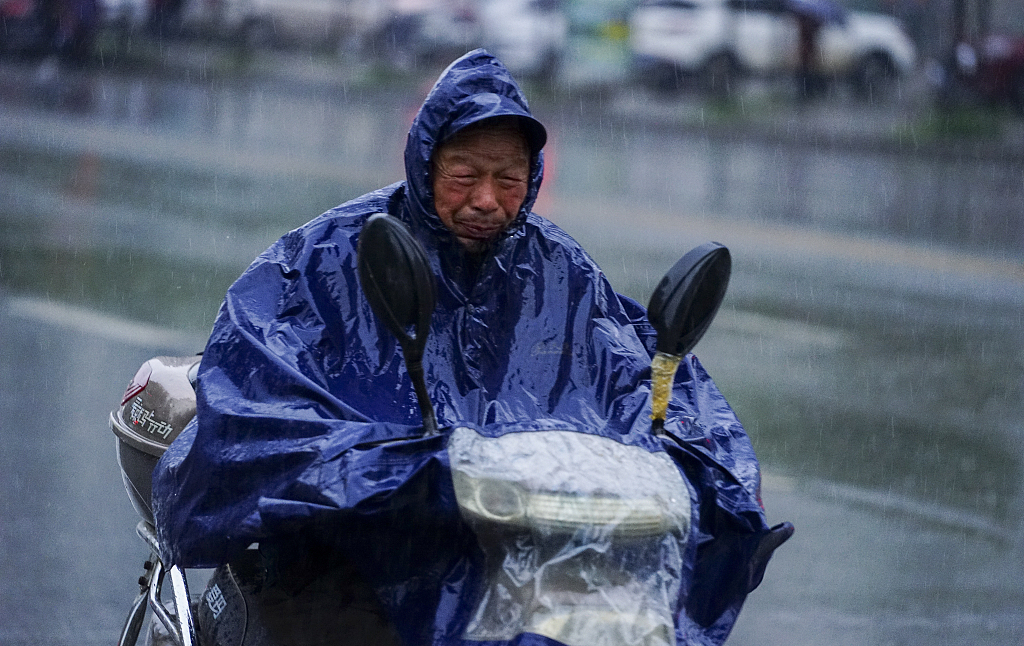 Strong storms on the horizon for southern China