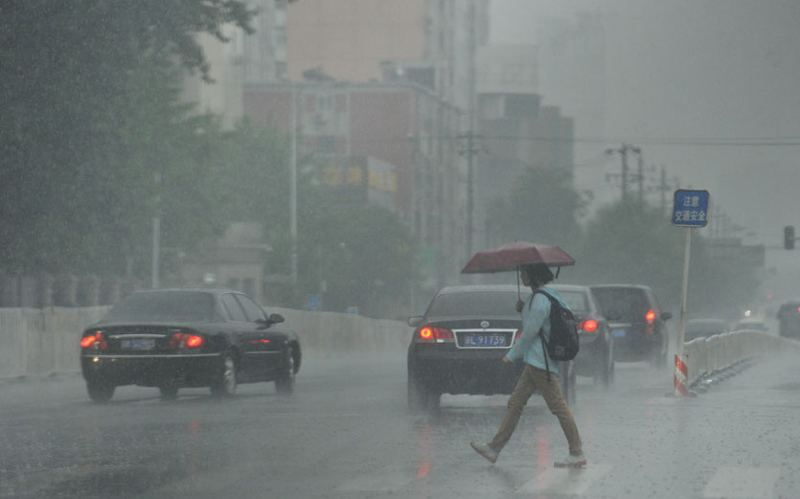 China renews yellow alert for severe convection weather