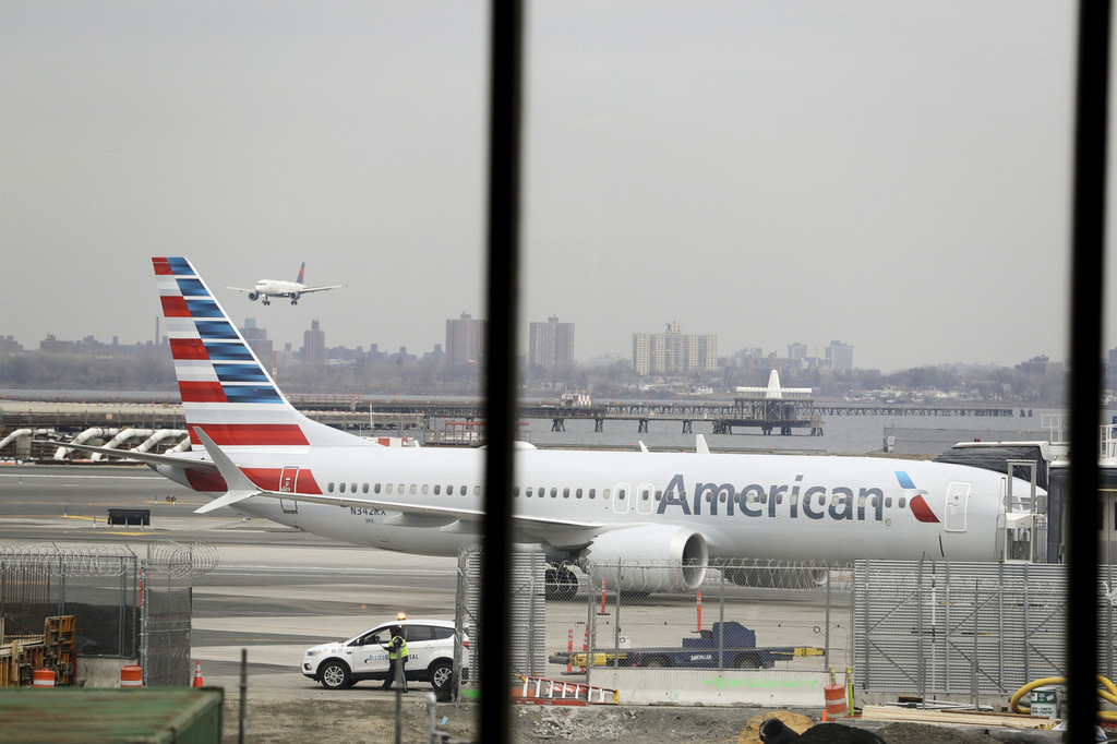 American Airlines extends Boeing 737 MAX cancellations