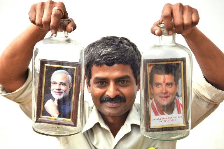 Money, money, money: the tycoon factor in India's election