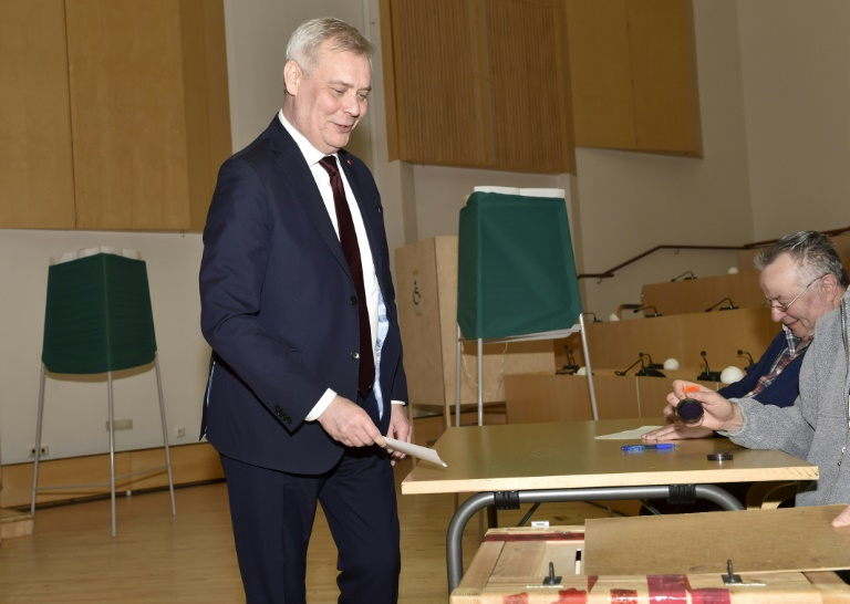 Finland leftists tipped to win anti-austerity vote