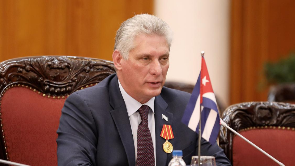 Cuban president: Relations with US reach worst level in decades