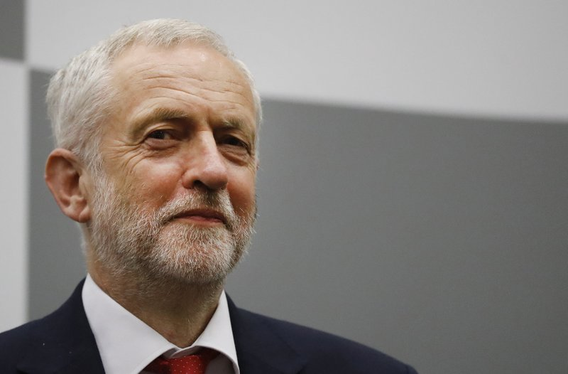 Poll shows Jeremy Corbyn to become British PM if general election is called
