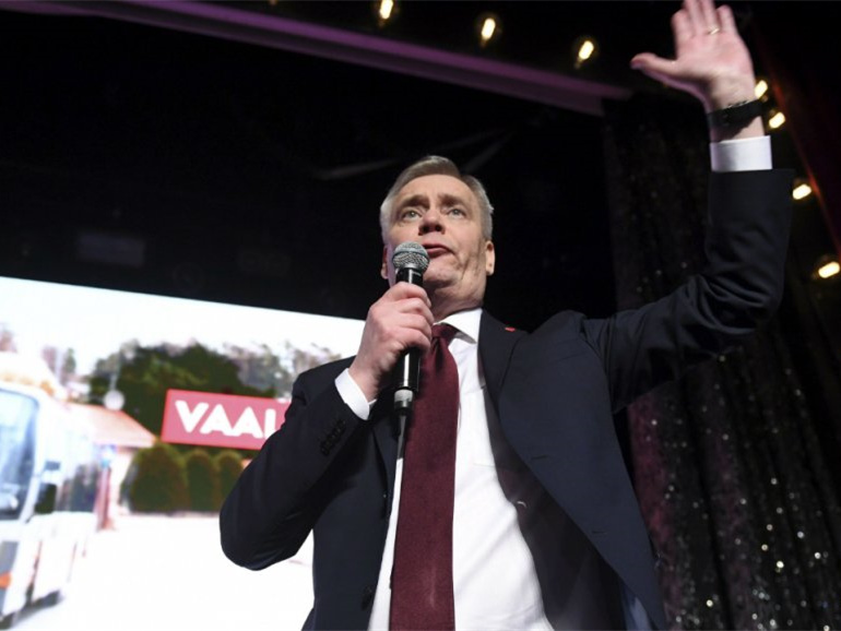 Finland's Social Democrats win slim victory as far right surges