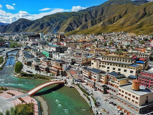 Nine years on, people in Yushu embrace new life after quake