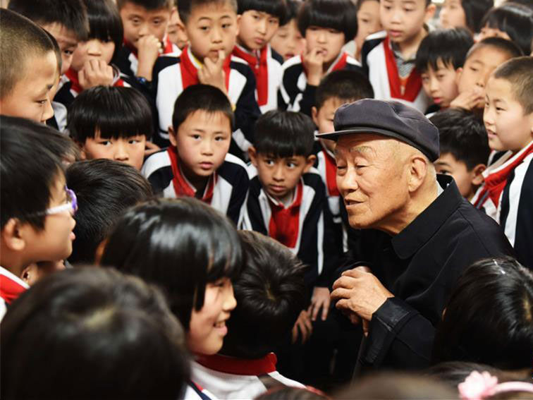 China launches campaign to raise awareness of national security among youth