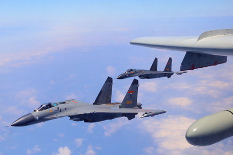 PLA's recent patrol for cross-Strait stability: spokesman