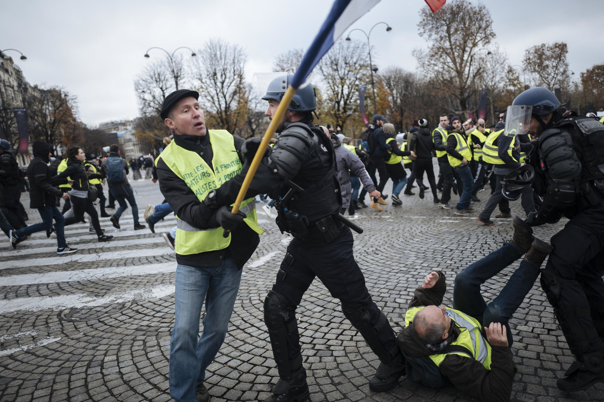France's Macron set to unveil new measures for 'Yellow Vest'
