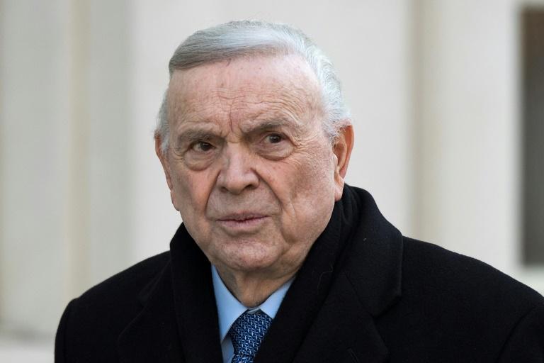 FIFA bans disgraced ex-Brazil football chief Marin for life