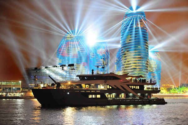 Yachts from overseas get easier access to Hainan