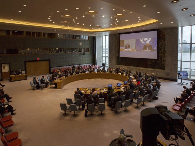 UN Security Council holds meeting on situation in Yemen at UN headquarters