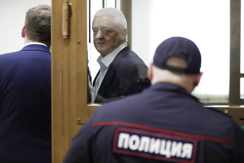 Moscow court sentences Norwegian to 14 years in prison for espionage