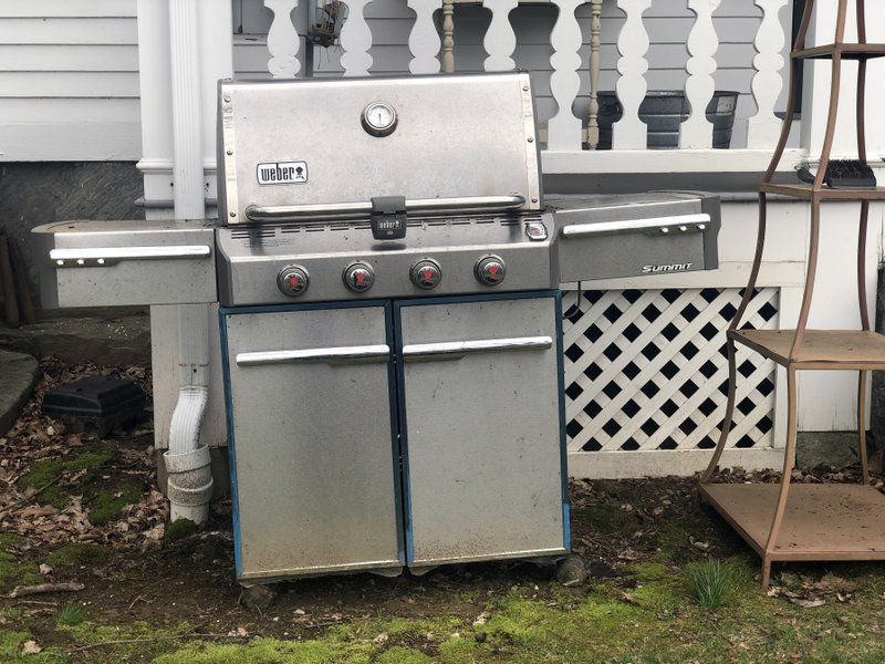 What to do to get your grill ready for summer