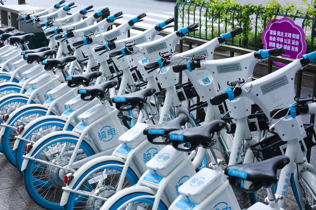 New national standards on electric bicycles take effect