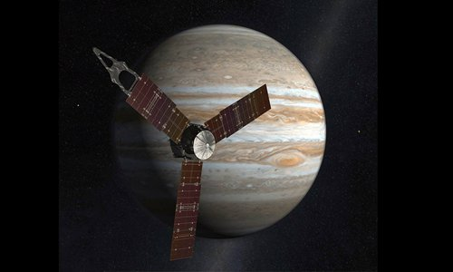 China to send probes to Mars and Jupiter