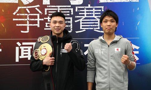 Boxing champion Xu confident of title defense