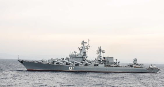 Russian Black Sea Fleet holds drills parallel to NATO exercises