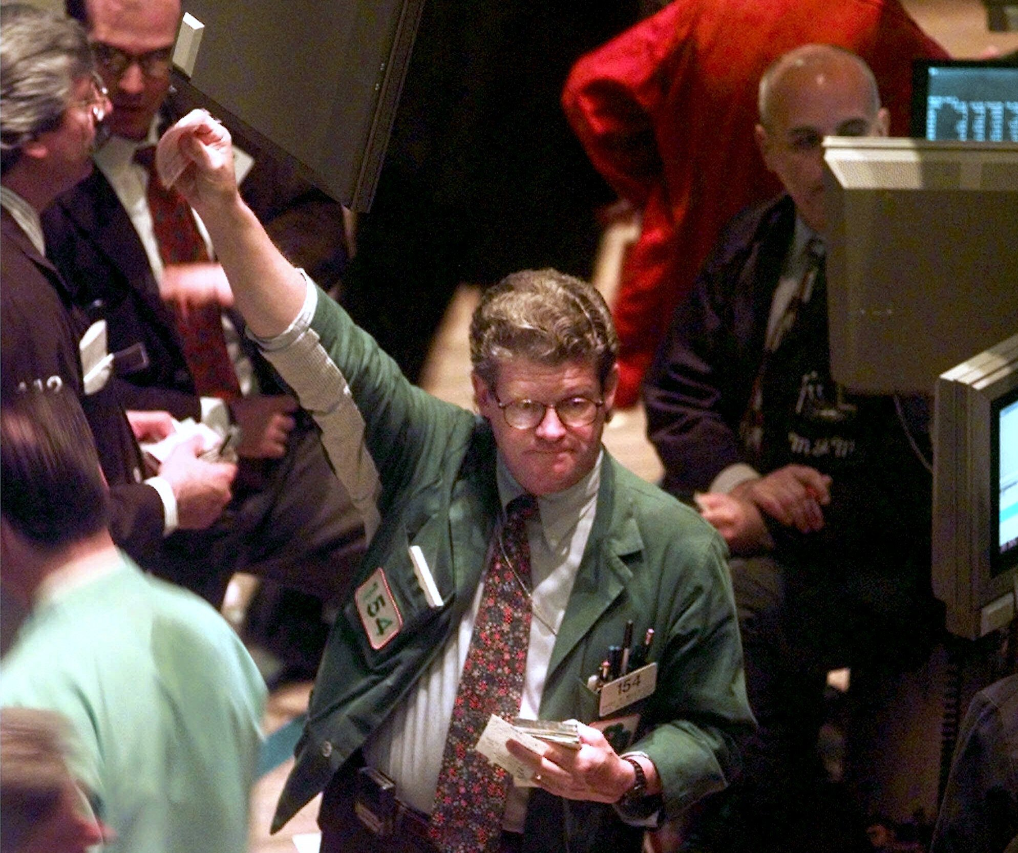 To some market vets, stocks are rallying like it's 1999