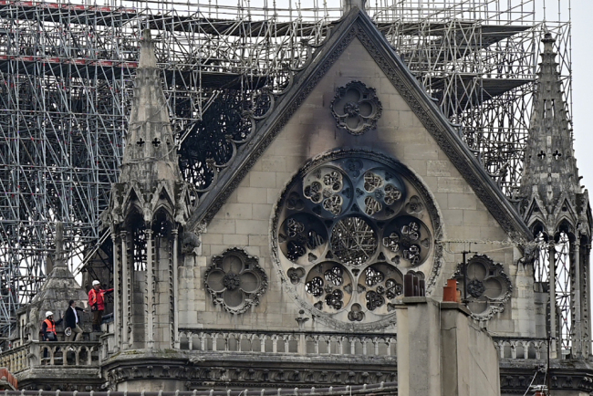 Travel agencies adjust itineraries in aftermath of Notre Dame fire